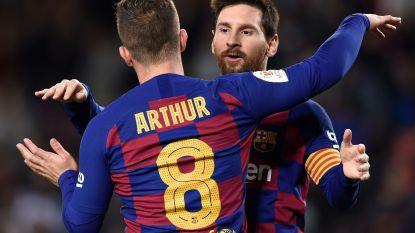 Football Talk (30/1). Barça eenvoudig naar laatste acht Copa del Rey, tweedeklasser schakelt Sevilla uit