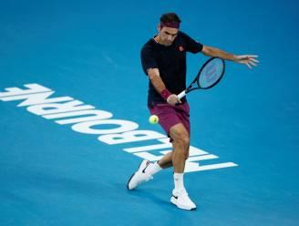 Roger Federer nog niet zeker van deelname aan Australian Open