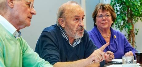 Actiecomité voor Democratie in Landerd ter ziele; Piet Manders knokt in zijn uppie