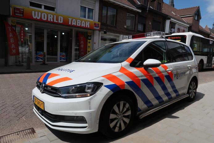 Overval op tabakszaak in Baarle-Hertog