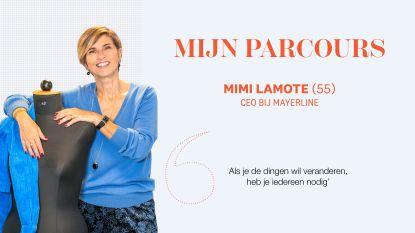 """Zo verliep het parcours van Mimi Lamote, ceo bij Mayerline: """"Als je de dingenwil veranderen,heb je iedereen nodig"""""""