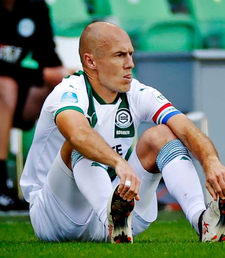 Twijfels na uitvallen Arjen Robben: 'Ik zou vandaag nog stoppen'