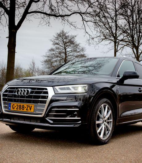 Test Audi Q5: hybride Q5 is de perfectie nabij