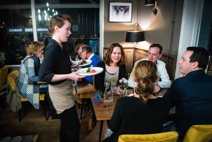 Restaurant van Dijk en de Boer.