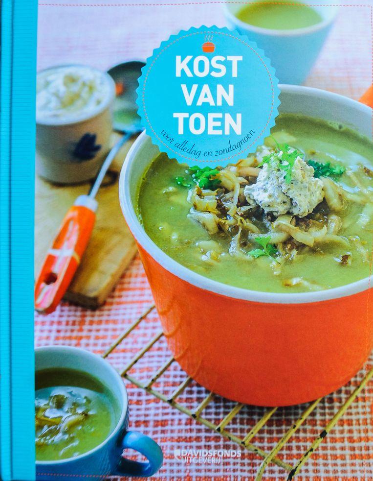 Het boek 'Kost van Toen, voor alledag en zondagnoen'.