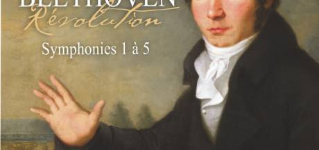Rode oortjes met de hete adem van de revolutie in de nek bij brutale Beethoven