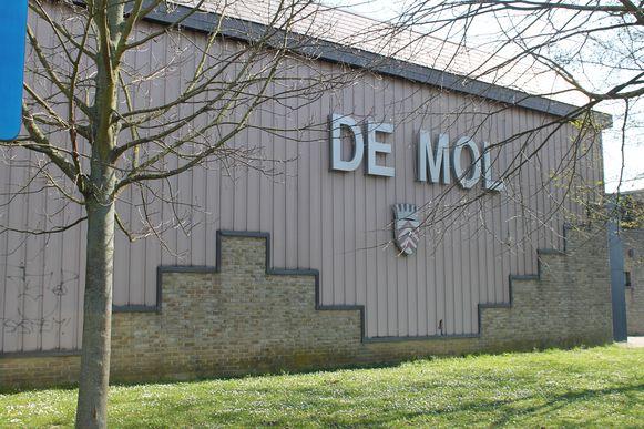 Cultureel centrum De Mol in Lier.