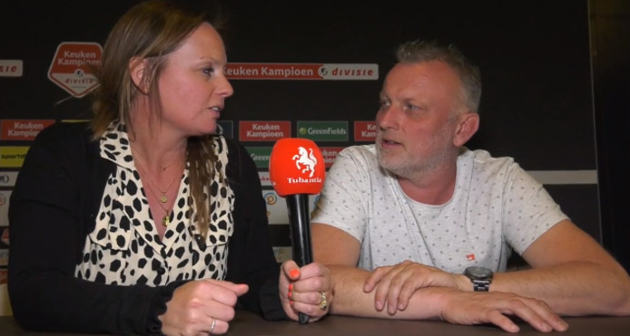 Fardau Wagenaar en Leon ten Voorde.