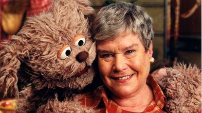 Oma Paula uit 'Sesamstraat' overleden