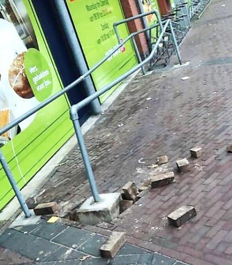 Vernielers stalling winkelwagens in Geesteren melden zich snel na dreigen met filmpje