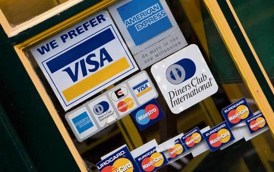 Visa is vooral bekend van de creditcards, maar doet ook pinpassen.