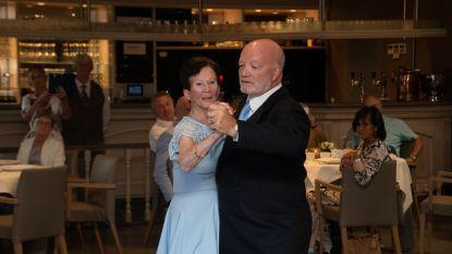"""Eliane danst tango op 90ste verjaardag : """"Dansen houdt me jong en soepel"""""""