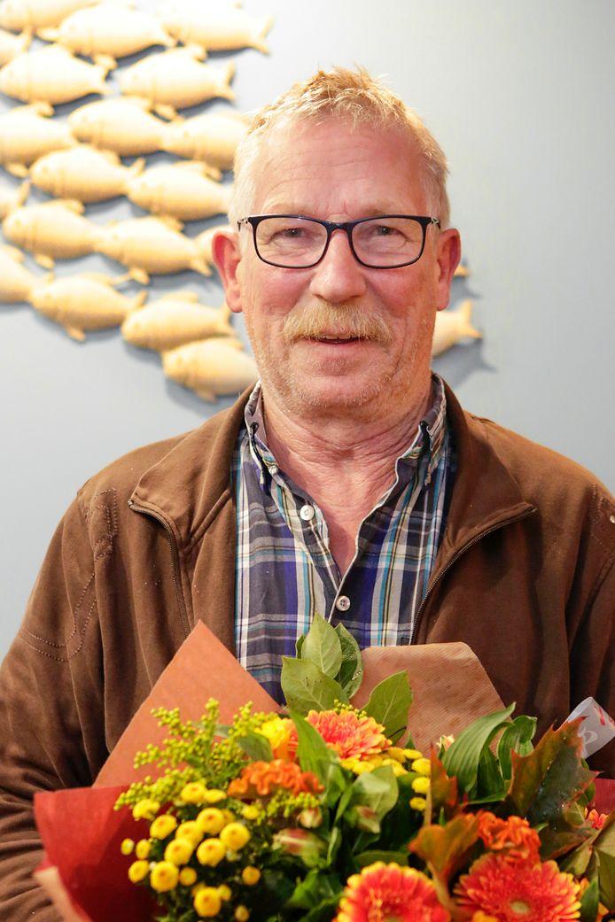 Henk Wilbers werd onderscheiden als Lid in de Orde van Oranje-Nassau.