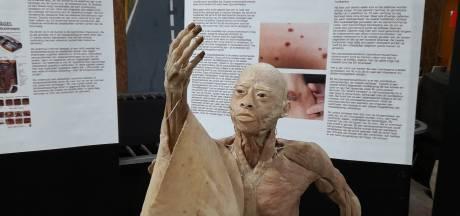 Real human bodies ook in Noordoostpolder punt van discussie