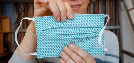 Des masques en tissu distribués du 6 au 9 mai à Juprelle