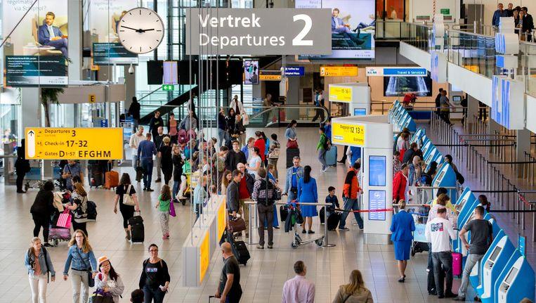 Passagiers mogen van de rechter niet hun vliegticket doorverkopen Beeld anp