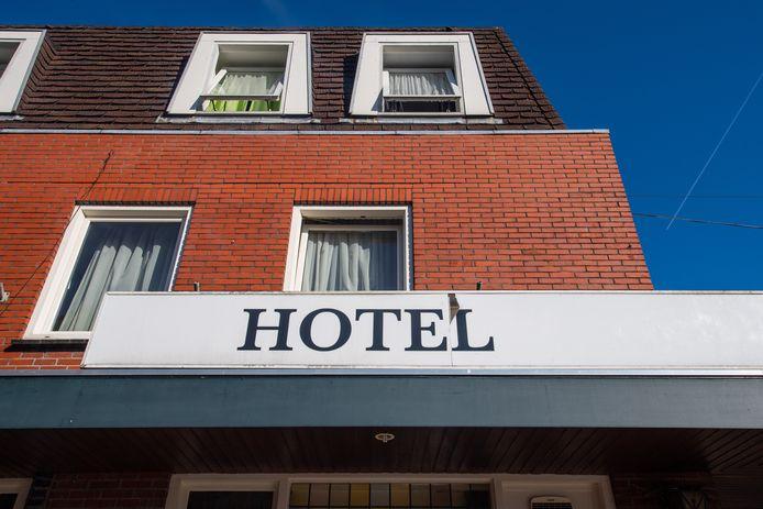 Het voormalige Hotel Tubbergen.