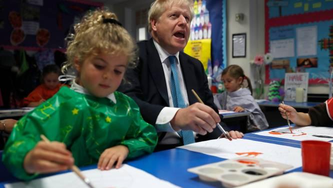 Queen's Speech wordt opnieuw dubbeltje op zijn kant voor Boris Johnson