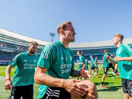 Feyenoord ontvangt ic-arts Diederik Gommers en skipt trainingskamp Oostenrijk