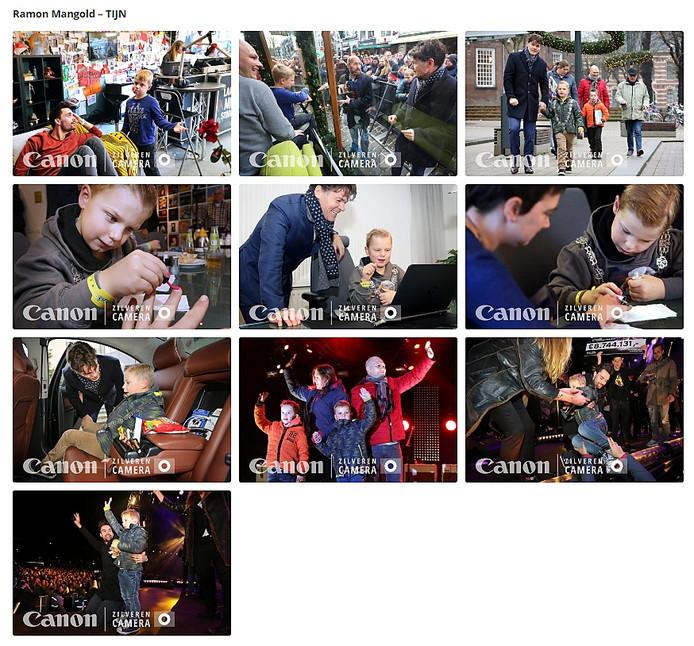 Serie over Tijn en zijn nagellakactie tijdens Serious Request genomineerd voor Zilveren Camera door Ramon mangold