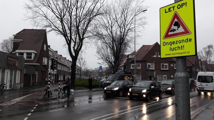 De Mauritsstraat in Eindhoven.