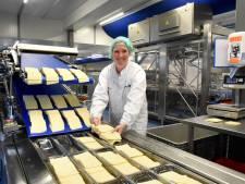 'Neerleggen van de plakjes kaas heeft iets rustgevends'