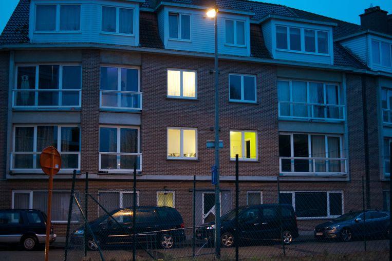 De gebouwen in de Rasphuisstraat lijken in orde, maar zijn het niet, zegt City Nest.