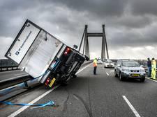 Verzekeraar TVM: Maar zeven schademeldingen Nederlandse trucks