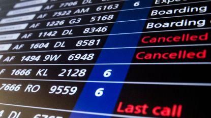 Bonden schorten nieuwe staking Air France op