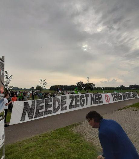 Conflict over windmolens in Berkelland: tegenstanders zeggen boos gesprek af