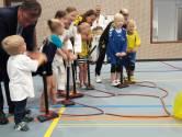 Nieuwe sporthal De Werft in Kaatsheuvel geopend