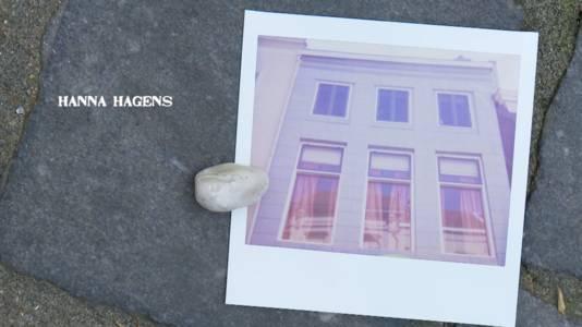 Ridderstraat 2, Breda. Hanna Hagens, winkeleigenaresse, werd op 23 november 1942 in Auschwitz gedood. Zij is 67 jaar geworden.