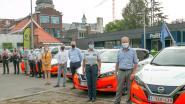 """Politie neemt vijf nieuwe voertuigen in gebruik: """"Zetten vergroening wagenpark verder"""""""