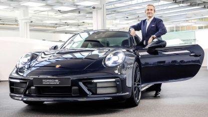 Gelimiteerde Porsche 911 is een ode aan Belgische coureur Jacky Ickx
