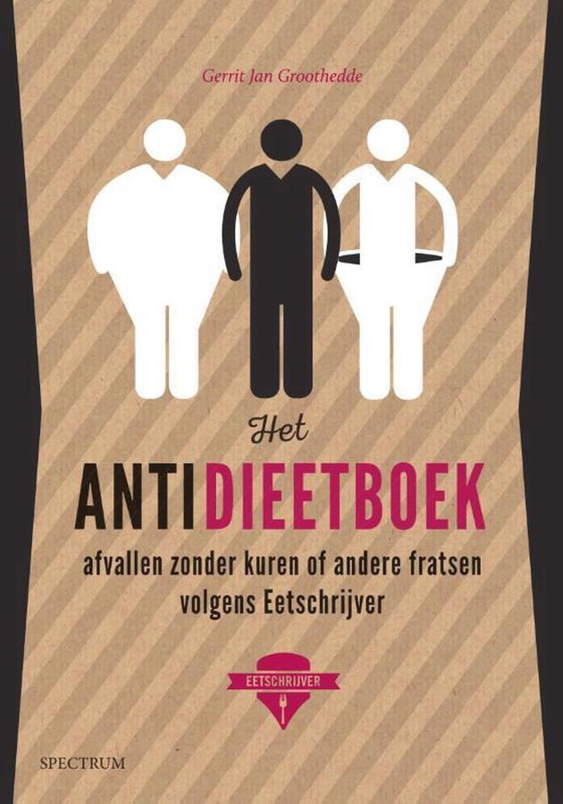 Het antidieetboek - Gerrit Jan Groothedde
