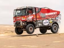 Van Kasteren zesde: 'Mijn beste klassering en beste etappe in twee Dakars'
