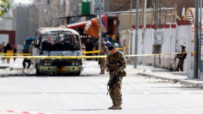 Zeker vier doden bij aanslag op bus in Kaboel