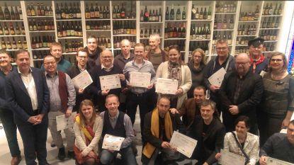 82 bieren ontvangen kwaliteitslabel 'Belgische hop'