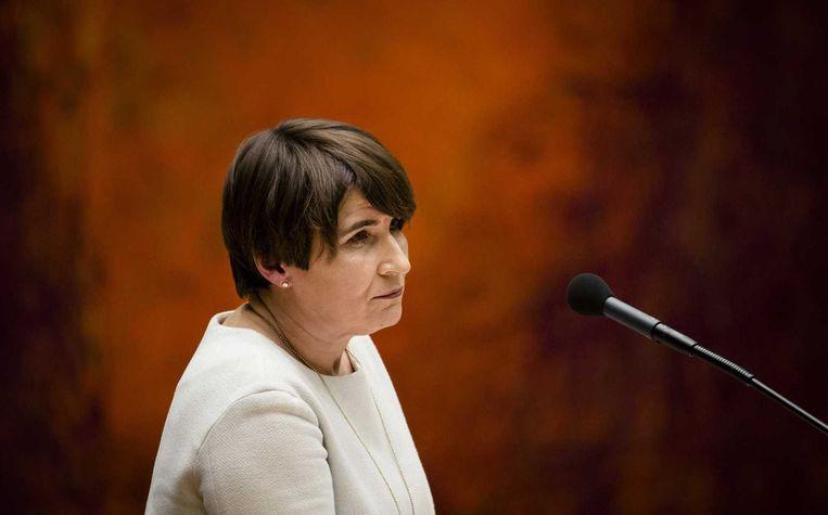 Minister van Ontwikkelingssamenwerking Lilianne Ploumen. Beeld anp