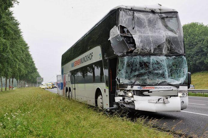 Ongeval Tilburg.