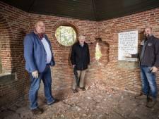 Vernieling theekoepel brengt Raymond Strikker uit De Lutte op idee: 'Fonds voor behoud erfgoed'