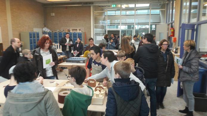 Opendag Markland College Oudenbosch.