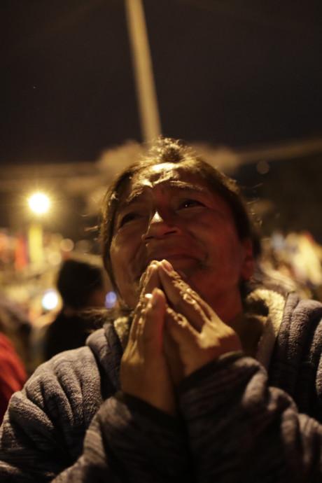 Fin de la crise en Equateur