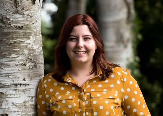 Eveline IJsenbout (25) uit Mijdrecht is al sinds haar vierde mantelzorger.