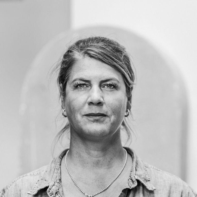 Yvette van Boven. Beeld Frank Ruiter