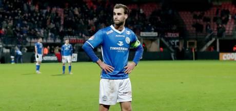 LIVE | FC Den Bosch met nieuwkomer Van der Velden tegen Go Ahead Eagles