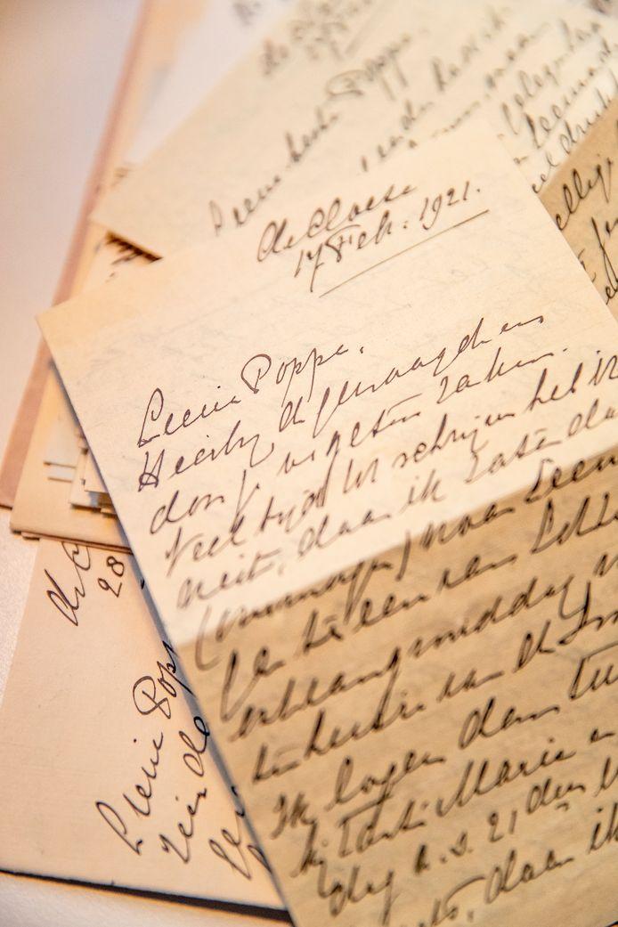 De brieven van Bieruma Oosting.