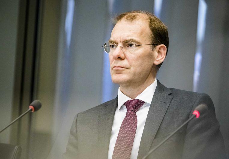 Staatssecretaris Menno Snel van financien. Beeld ANP