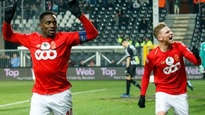 VIDEO. Standard wint teleurstellende Waalse clash: Mpoku schiet Rouches steviger in top zes