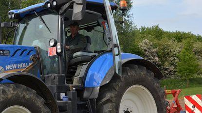 """""""Bom onder tractor? Risico van het vak"""""""